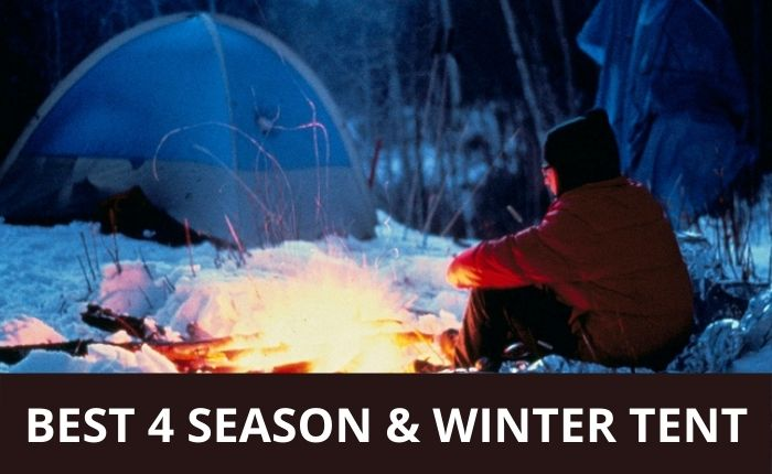 best 4 season and winter tent