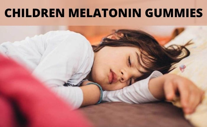 children's melatonin gummies
