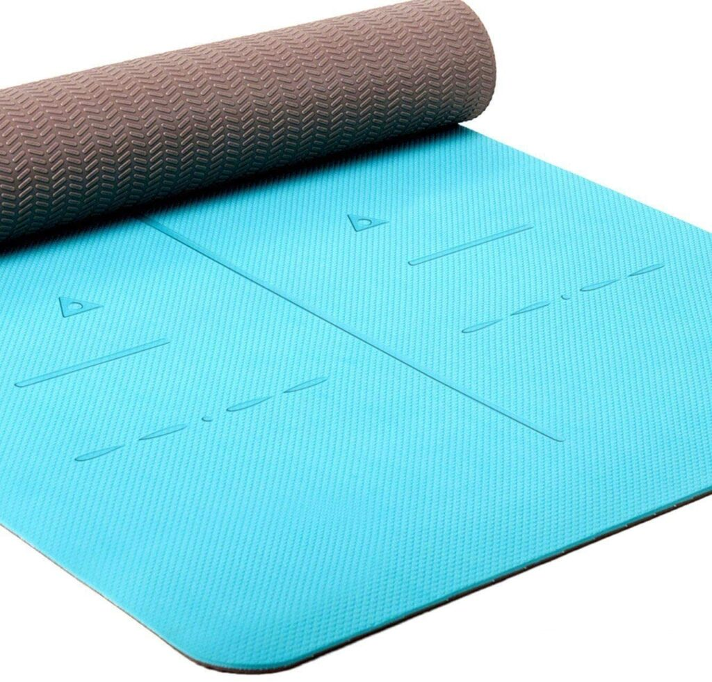 Heathyoga Eco Friendly Yoga Mat