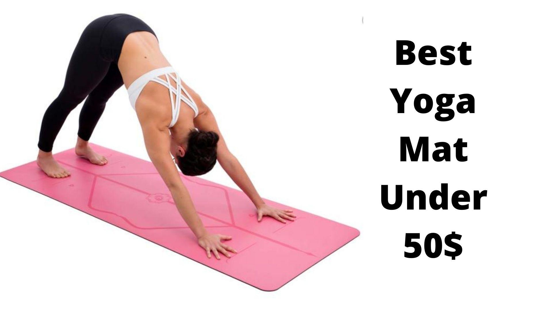 Best Yoga Mat Under 50$